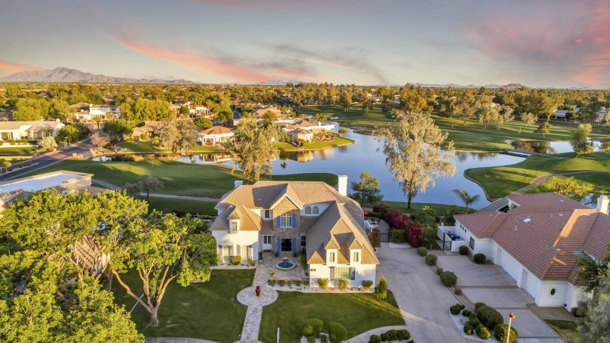 Waterfront Homes for sale in Gilbert, AZ