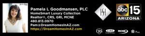 Luxury Realtor Pam Goodmansen Email Signature