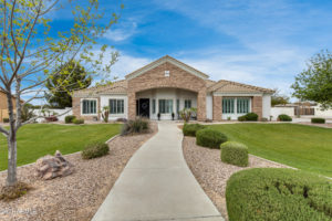 Queen Creek Homes on Horse Property For Sale