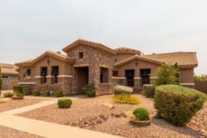 Gilbert AZ Luxury Basement Home For Sale