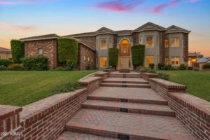 Luxury Chandler Basement Home For Sale